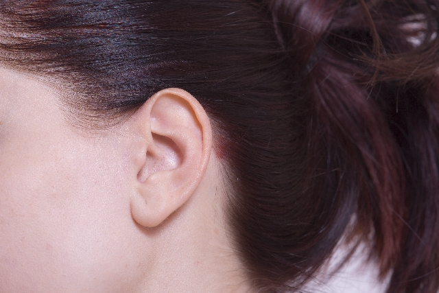 耳にはたくさんのつぼが集まっている!?